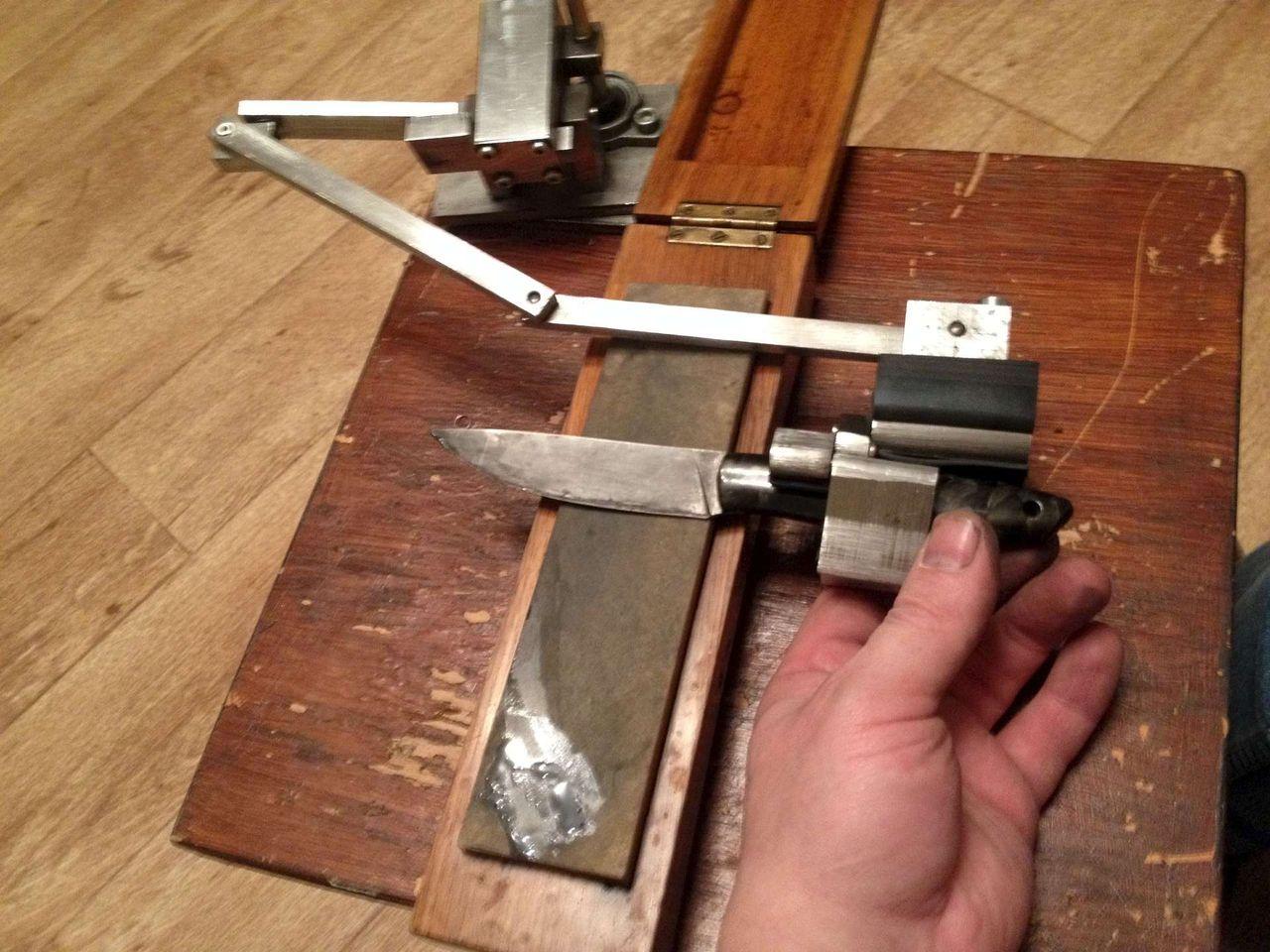 Точилка для ножей своими руками: чертежи с размерами