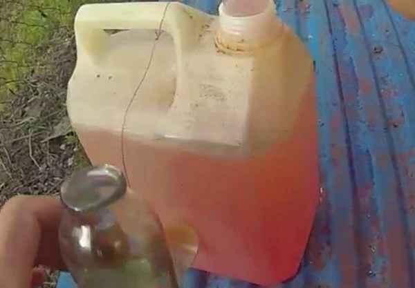 Какая пропорция бензина и масла для бензопилы?