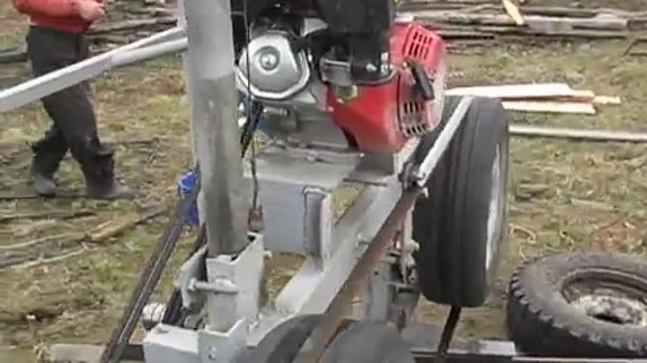 Как сделать пилораму из бензопилы своими руками – подготовка и правильная сборка оборудования