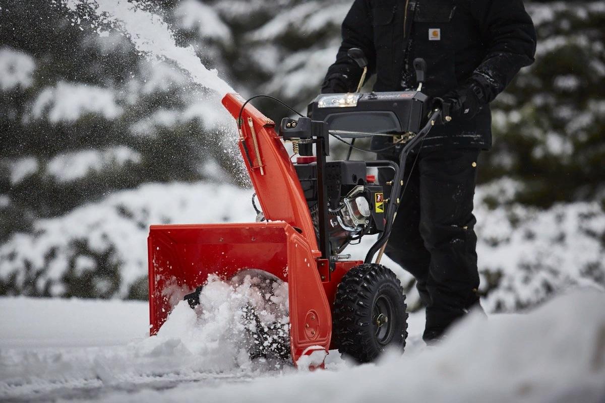 Снегоуборщик: отзывы владельцев. как выбрать снегоуборщик?