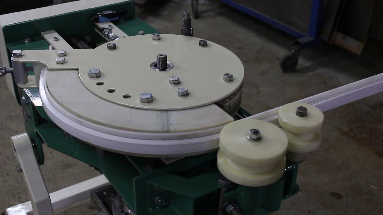 Станок для гибки алюминиевого профиля: виды, конструкция, видео - токарь