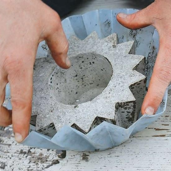 Литой бетон и его особенности. отличия от стандартного