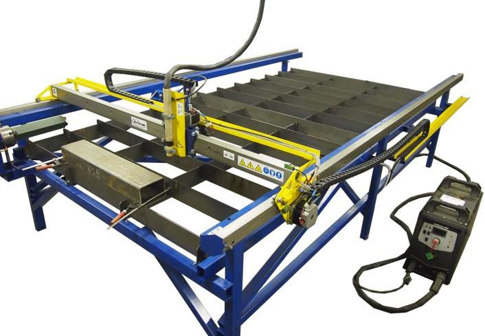 Стол для плазменной резки - виды и специфика конструкций