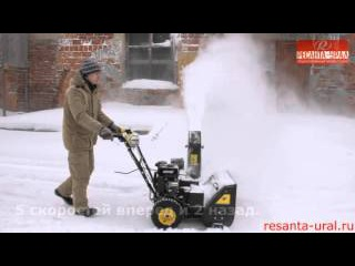 Снегоуборщик huter: обзор моделей, особенности эксплуатации, характеристики и отзывы