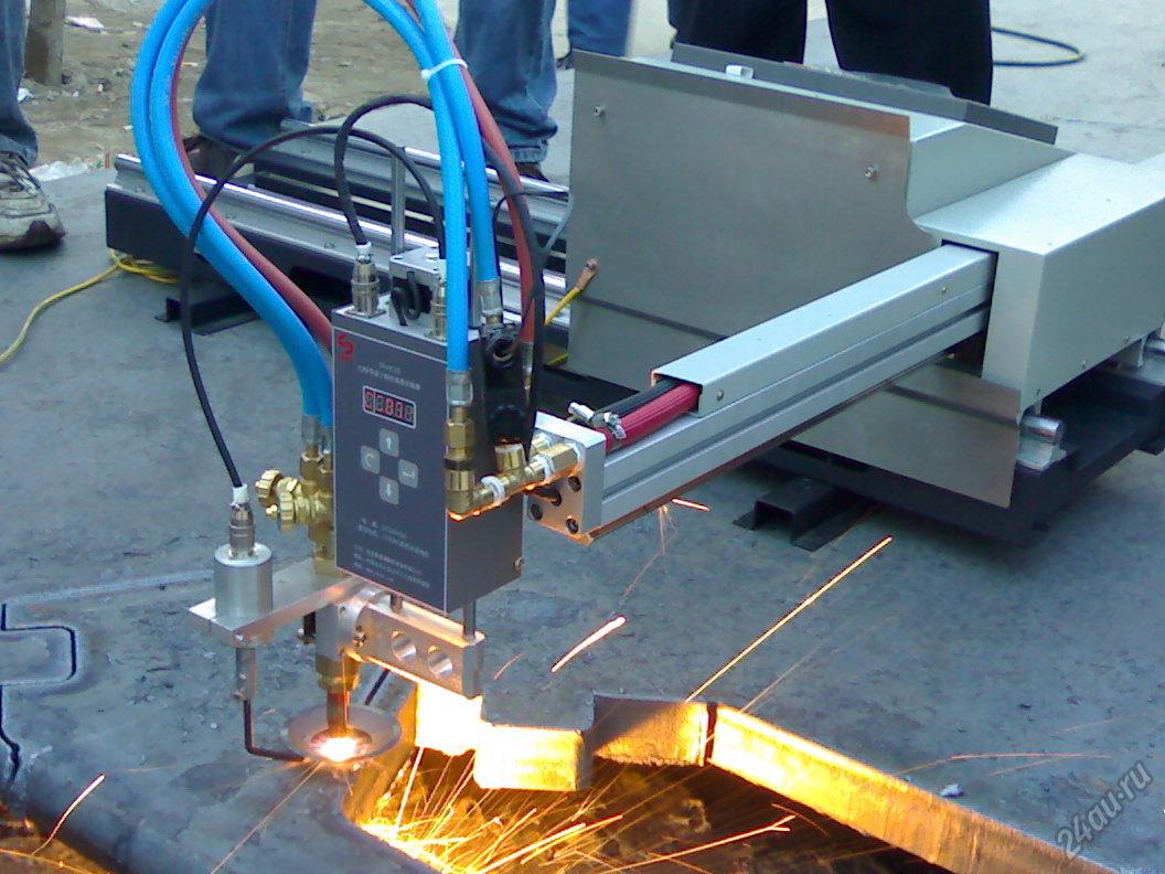 Ручная плазменная резка металла: видео и фото процесса