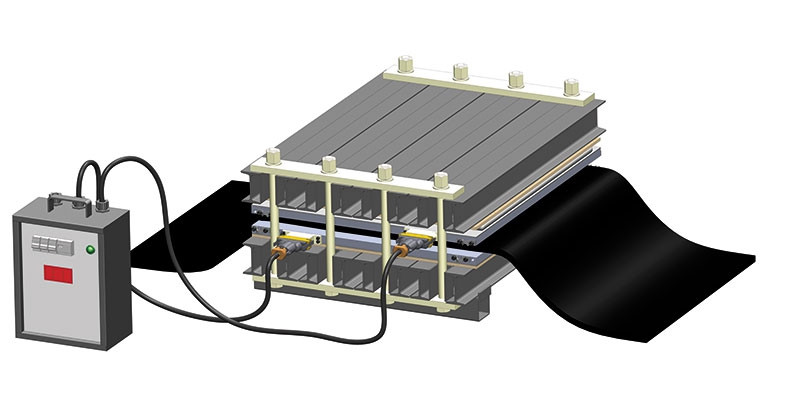 Стыковка конвейерных лент — методы, материалы, прессы