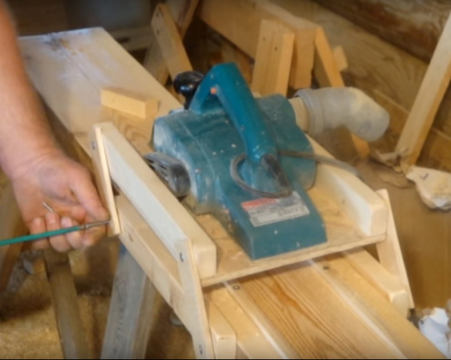 Рейсмус своими руками: схемы изготовления, как изготовить самодельный фуговальный станок из электрорубанка