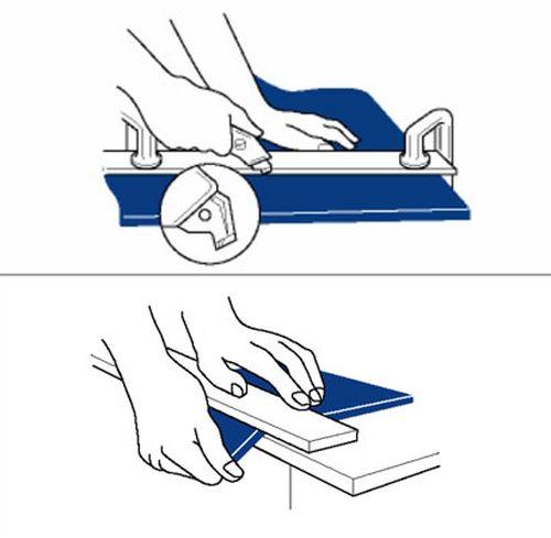 Чем резать оргстекло в домашних условиях - чем именно резать