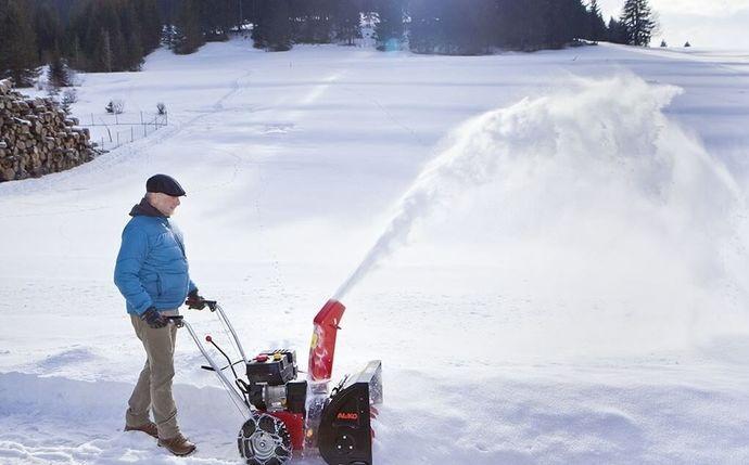 Снегоуборщик своими руками: виды, принцип работы, с чего начать
