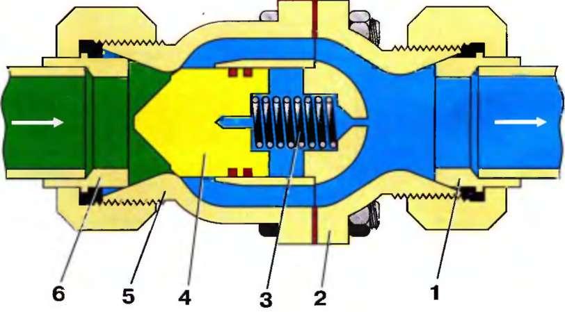 Как сделать обратный клапан для компрессора своими руками