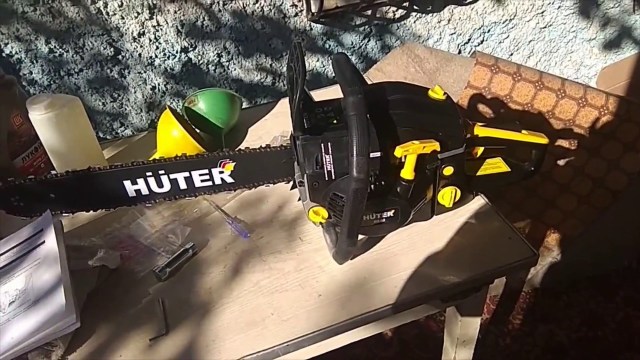 Бензопила huter bs-25: обзор, отзывы, сравнение с аналогами