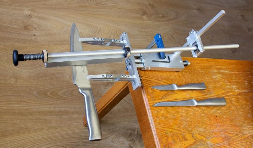 Точилка для ножей своими руками: типы конструкций, выбор материалов. пошаговая инструкция по сборке устройства своими руками (фото + видео)