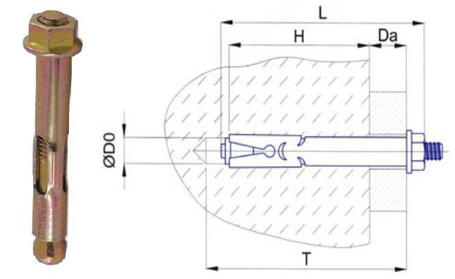 Что такое анкерный болт и его применение?