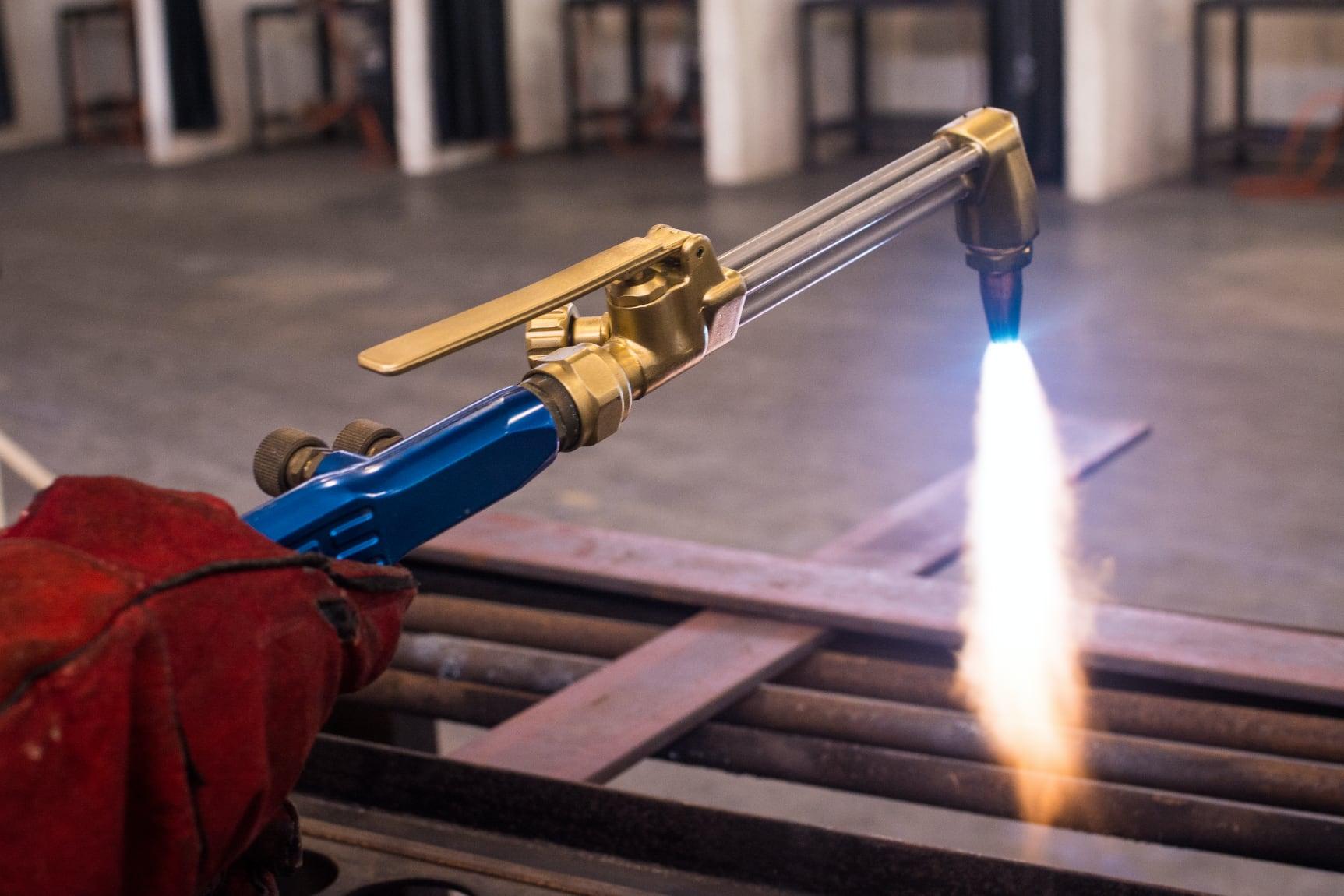 Газовый резак по металлу кислородно пропановый, как пользоваться и правила работы