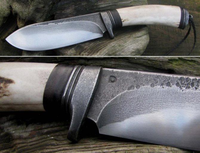Ножи - всё о ножах: как закалить сталь для ножа