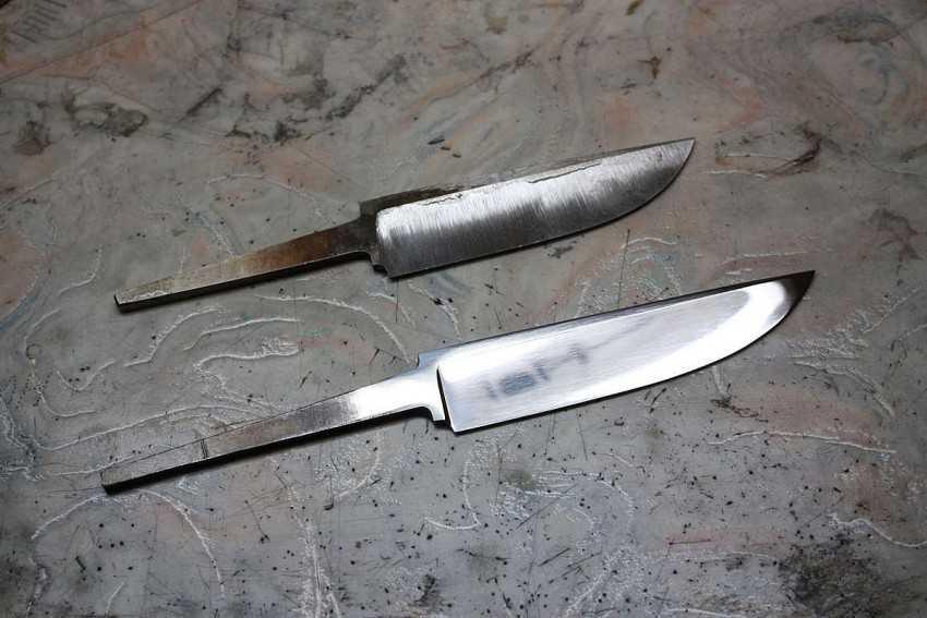 Как закалить нож: основные этапы и правила процедуры