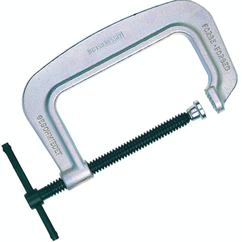 F-образные струбцины: обзор рычажных, универсальных, винтовой струбцины 600 мм и других вариантов