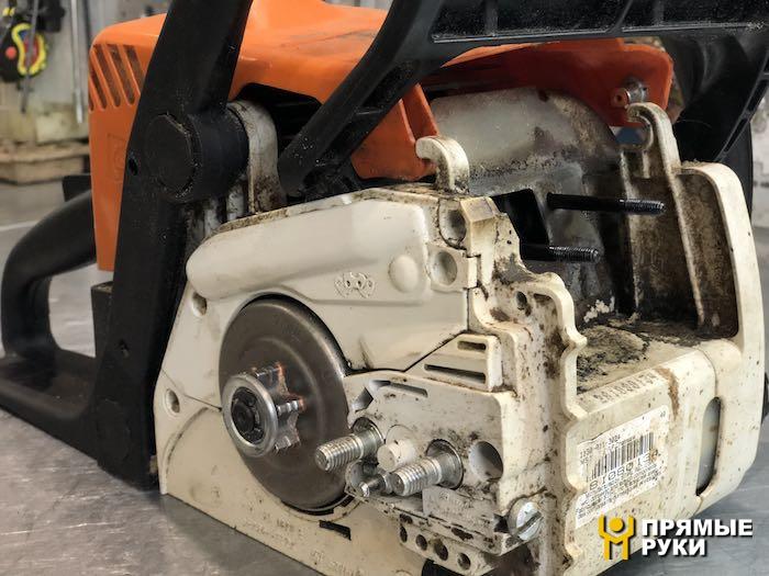 Бензопила штиль 180 - ремонт и настройка карбюратора
