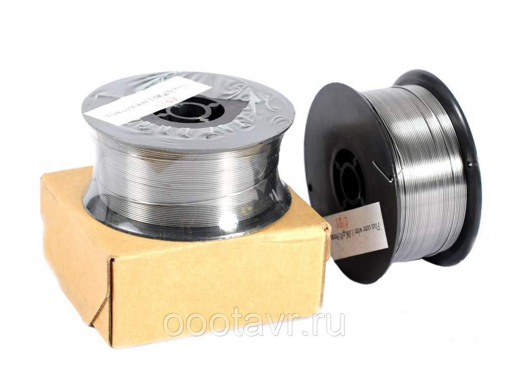 Алюминиевая проволока для сварочного полуавтомата — виды и применение
