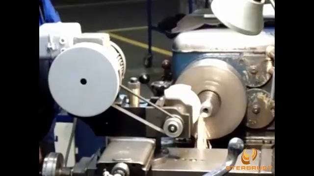 Головка шлифовальная для токарного станка вгр-150-чр