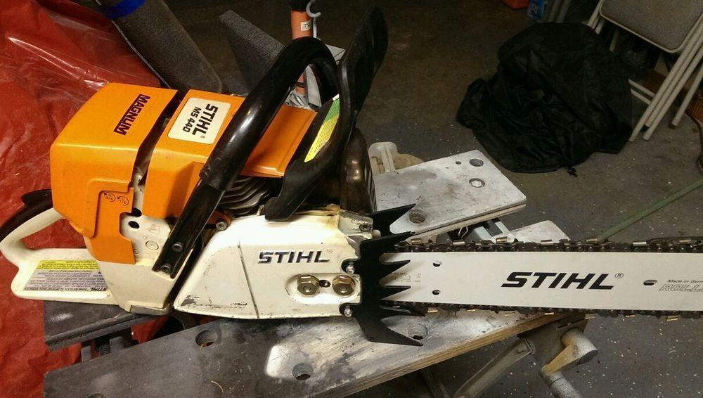 Бензопилы stihl (штиль) — устройство и модельный ряд