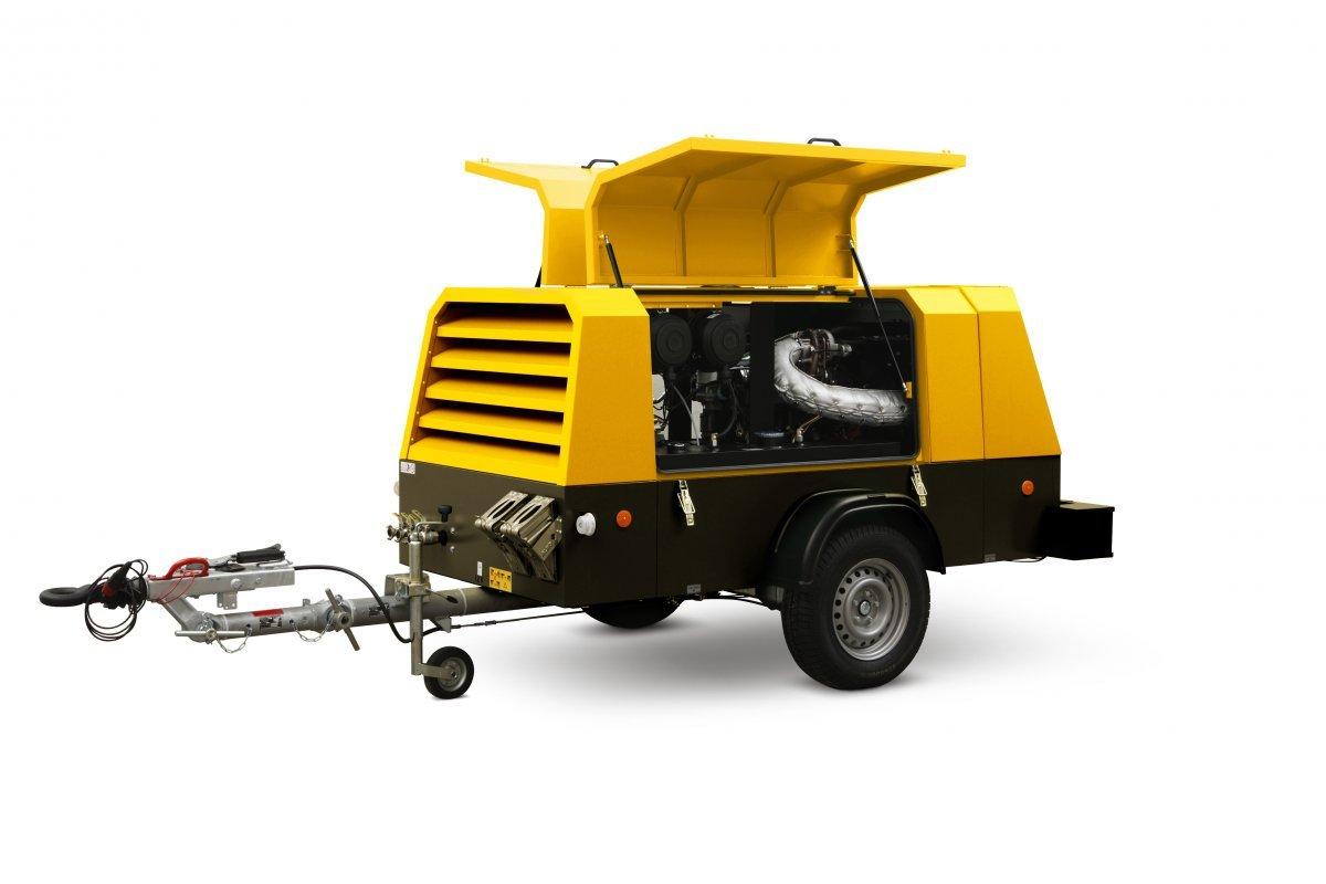 Для чего нужны дизельные компрессоры | статья