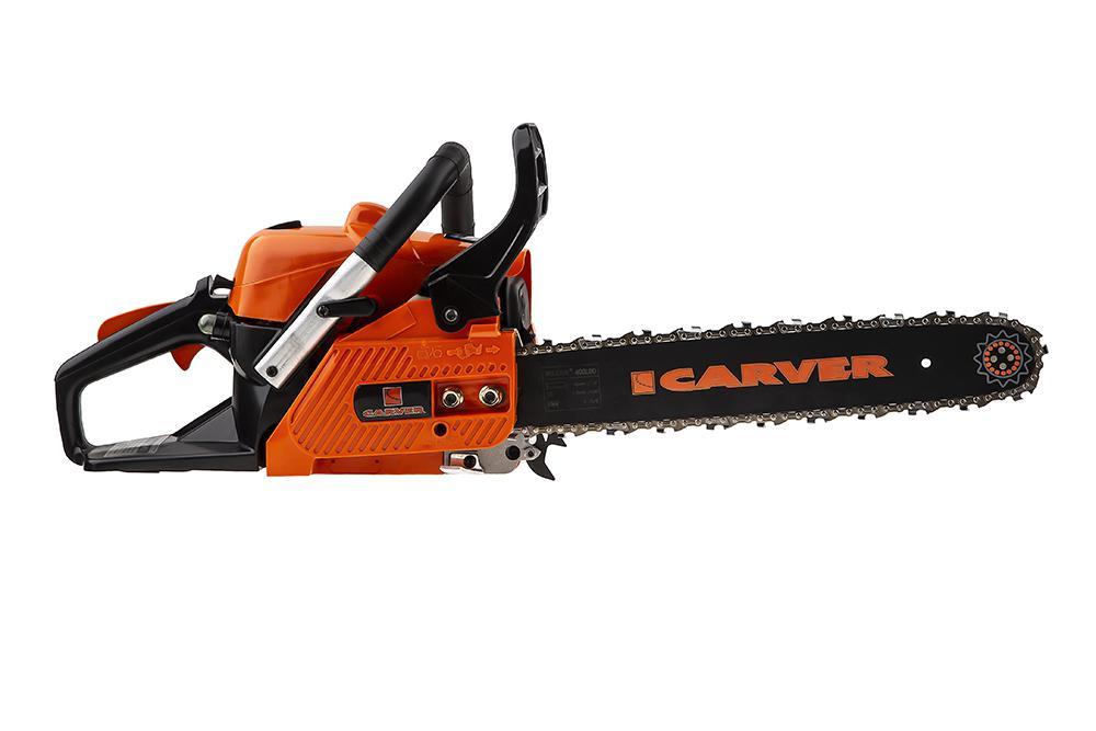 Бензопилы carver (карвер) — виды и особенности, характеристики