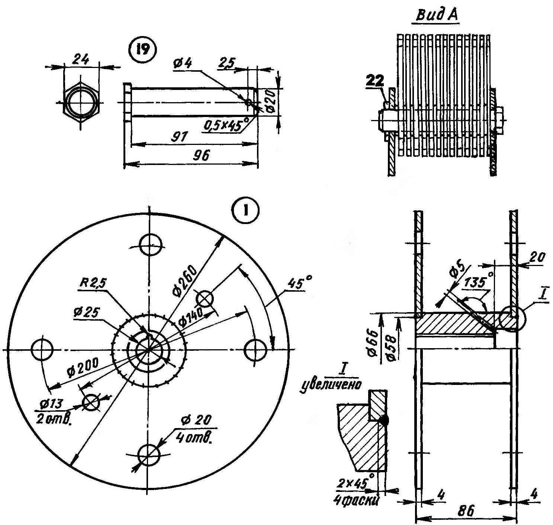 Как сделать зернодробилку и крупорушку своими руками