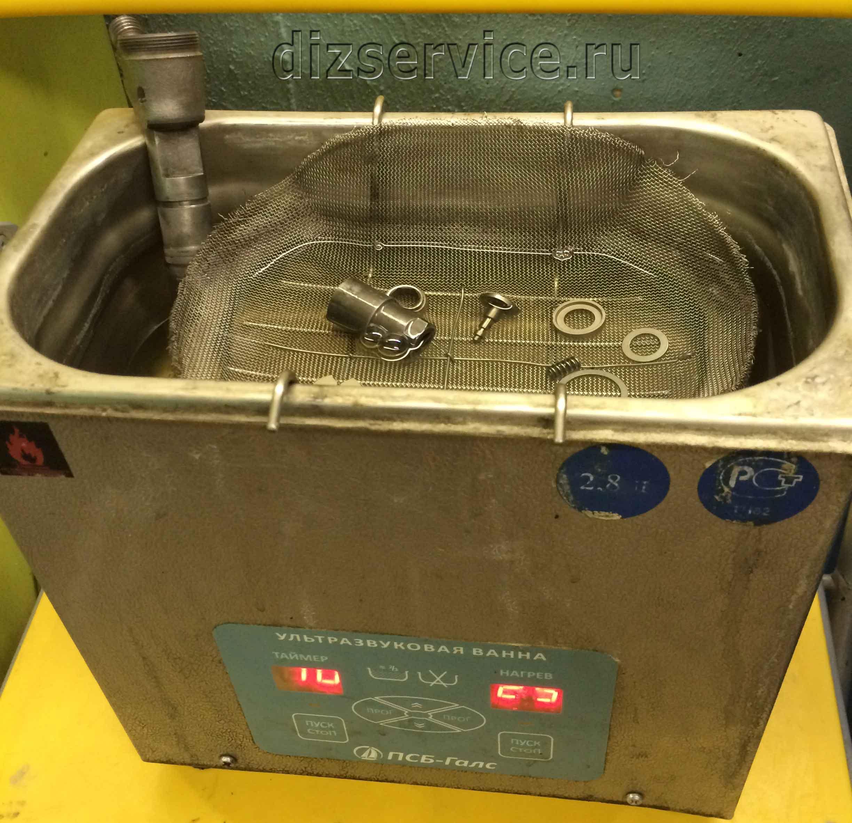 Жидкость для ультразвуковых ванн своими руками