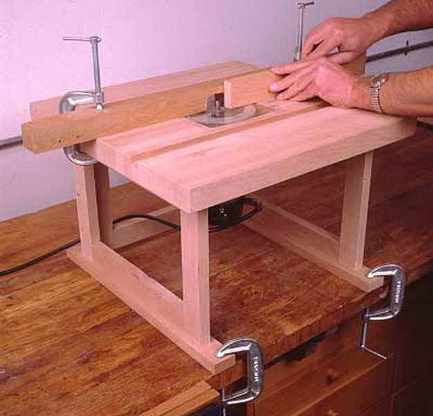 Приспособления для фрезерования: расширяем функционал ручного фрезера