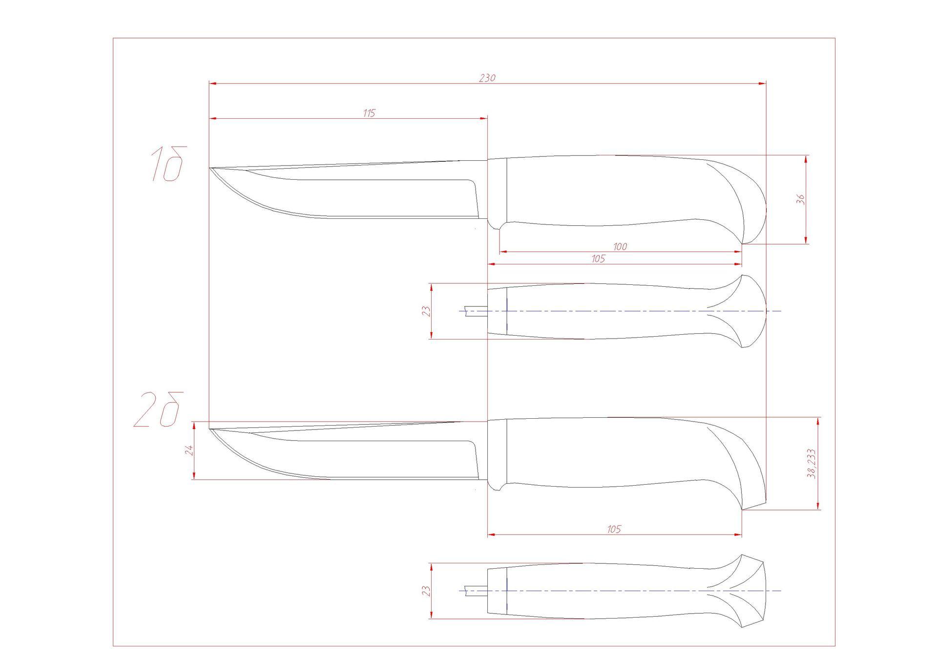 Монтаж рукояти ножа: накладной и всадной методы крепления и пошаговая инструкция