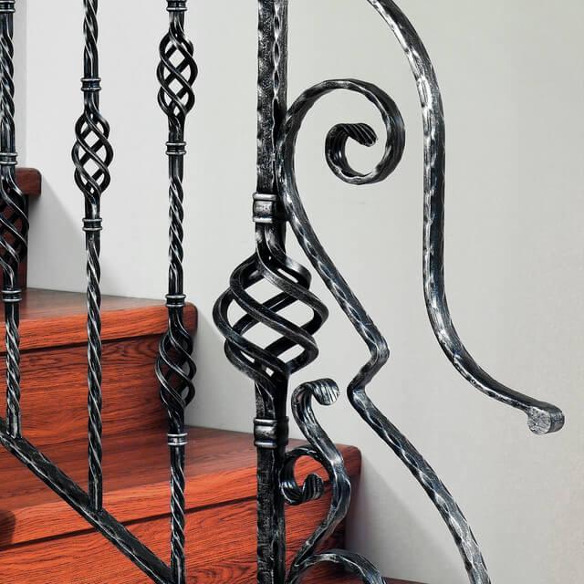 Как изготовить своими руками кованые декоративные элементы? — moyakovka.ru
