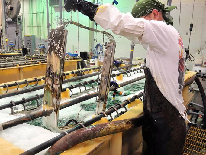 Восстановление хрома своими руками | все про металл