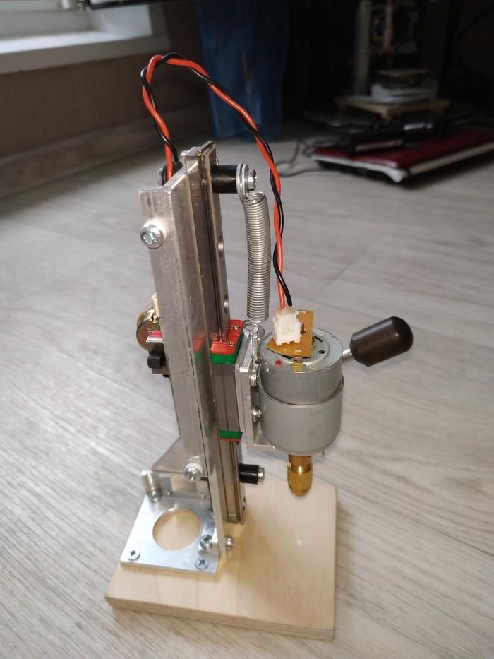 Сверлилка для печатных плат. делаем сверлильный станок для печатных плат своими руками технология сборки станка