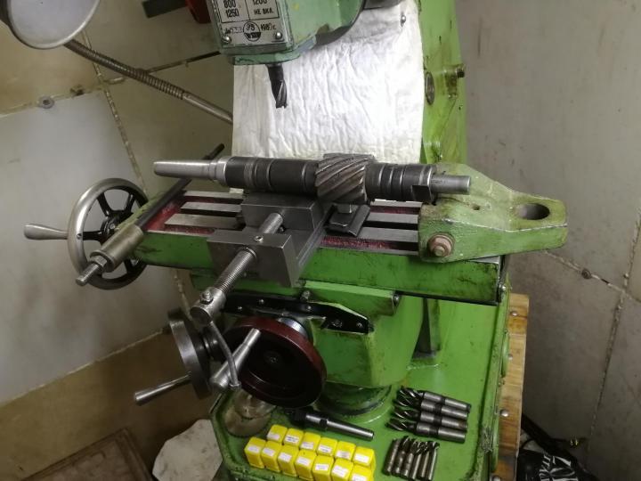 Фрезерный станок нфг-110 по металлу: технические характеристики