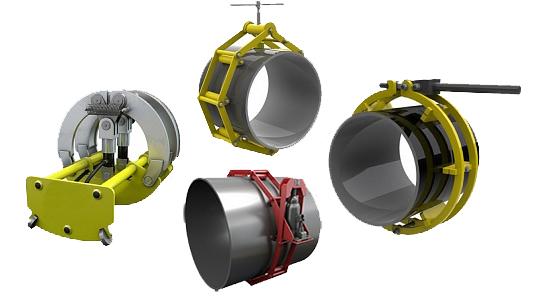 Промышленное оборудование, зажимные приспособления и кондукторы