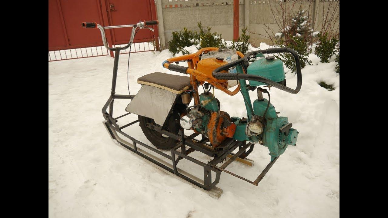 ✅ снегоуборщик из бензопилы дружба или урал своими руками — инструкция - байтрактор.рф