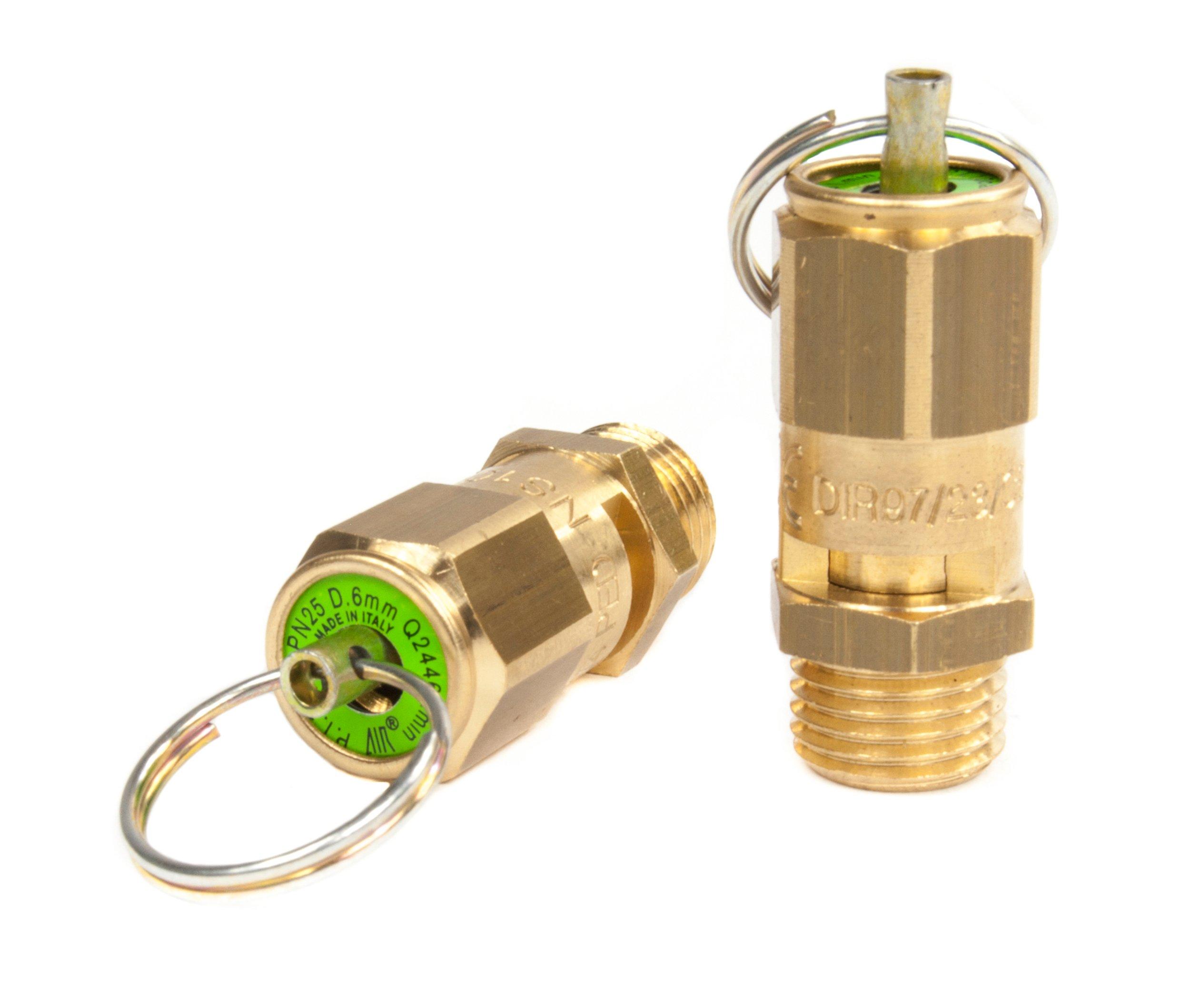 Аварийный клапан сброса давления в системе отопления - всё об отоплении и кондиционировании