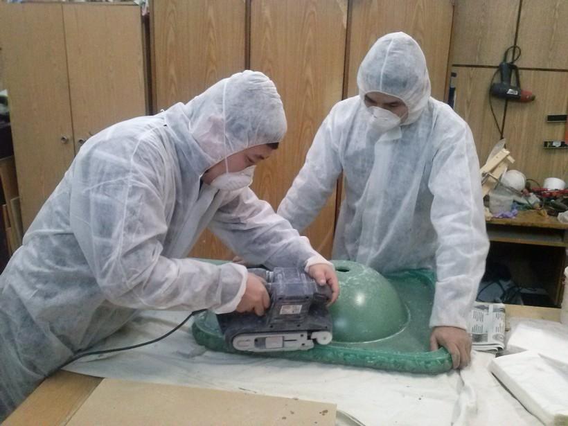 Искусственный литьевой мрамор: технические характеристики, виды