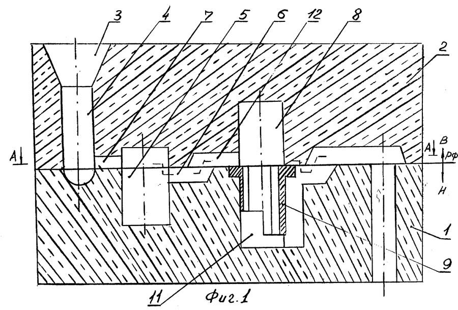 Литниковая система: назначение, элементы, виды