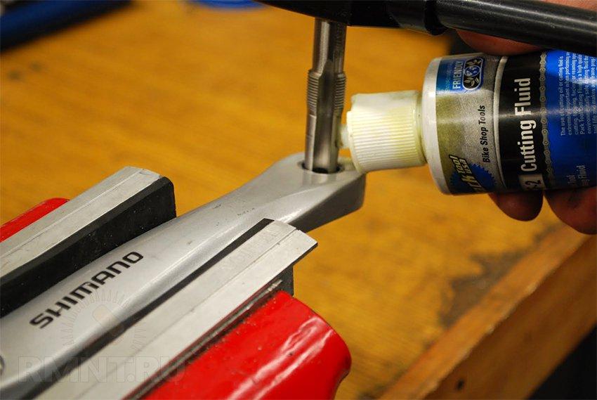 Как восстановить резьбу в алюминиевом блоке двигателя
