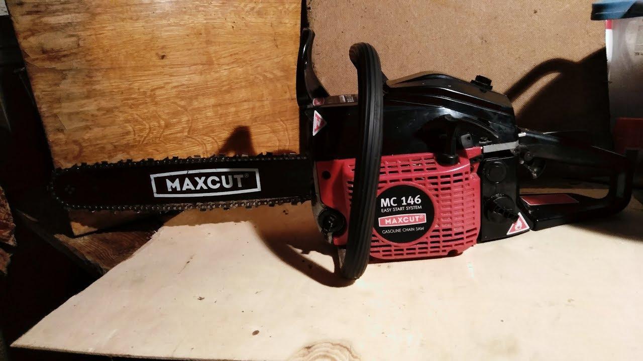 Цепная бензопила MaxCut MC 146