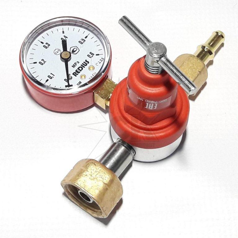 Редуктор для газового баллона в москве - купить редуктор баллона с манометром в свар-газ