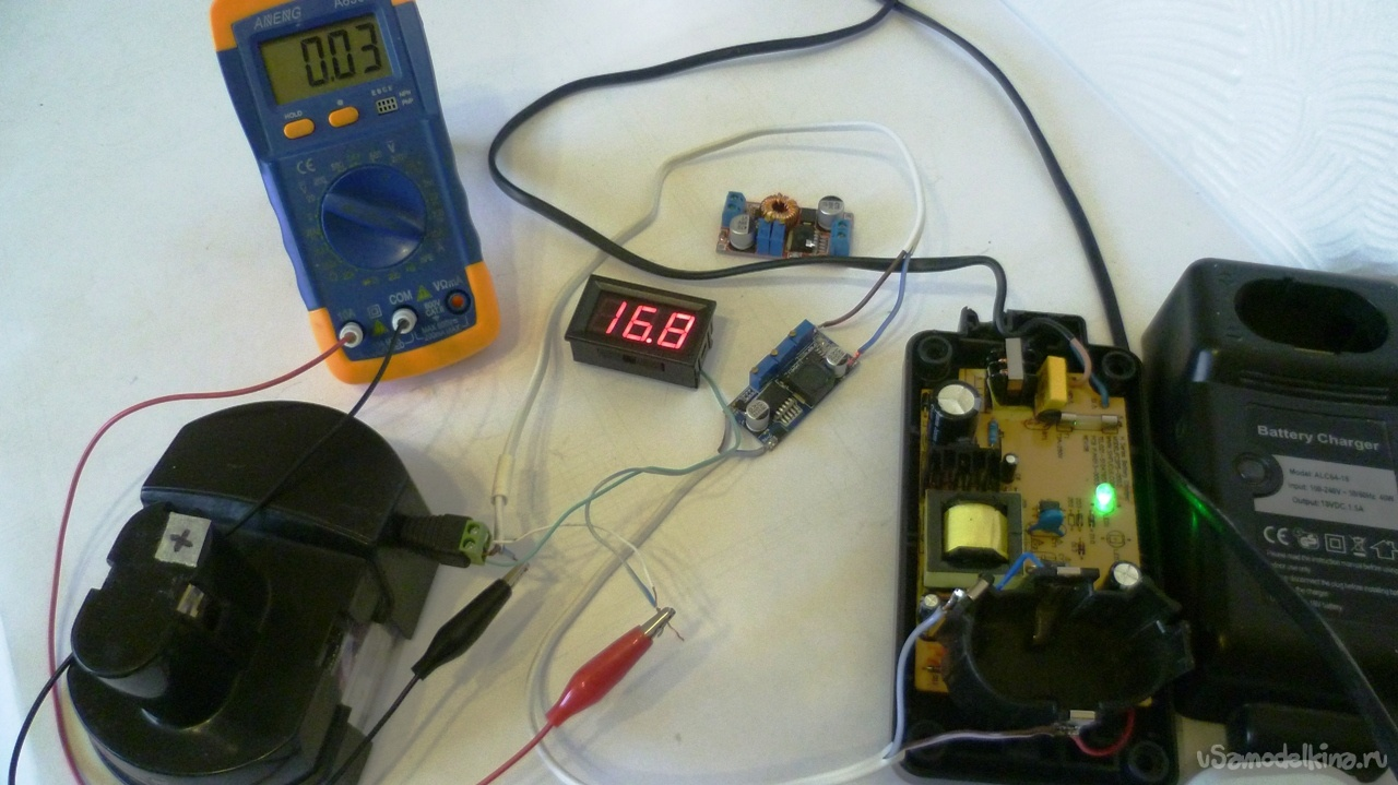 Ремонт аккумулятора шуруповерта своими руками — замена банок, проверка мультиметром