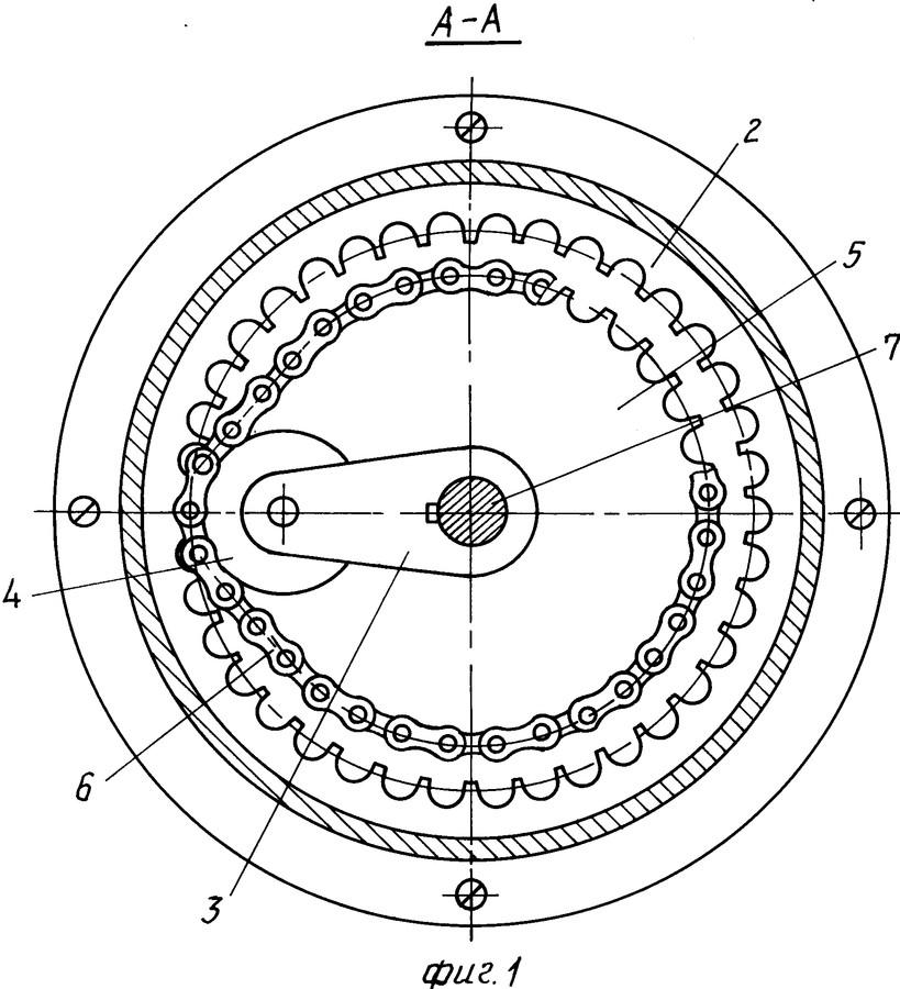Волновой редуктор принцип работы