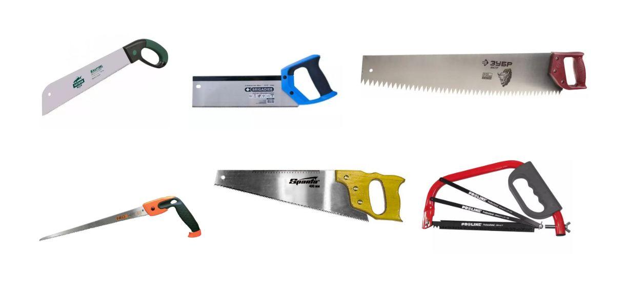 Качественная ножовка по дереву: параметры выбора подходящего инструмента