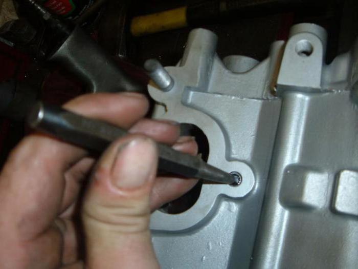 Как зафиксировать шпильку в блоке двигателя