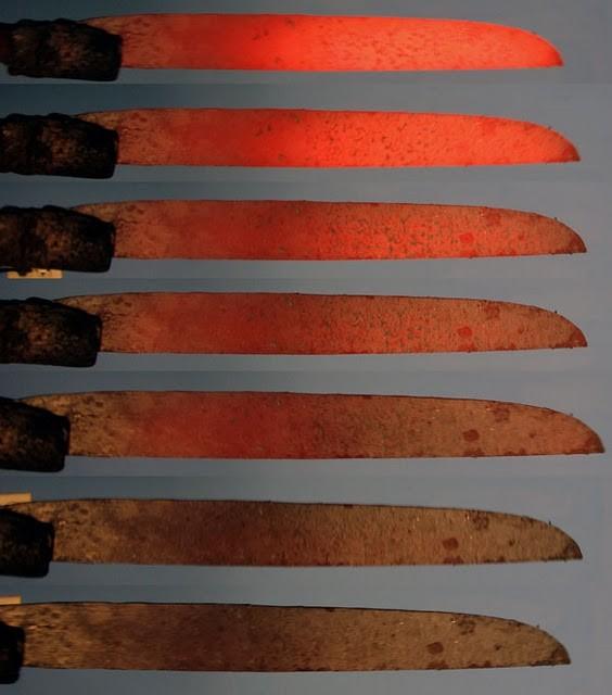 Как закалить сталь для ножа
