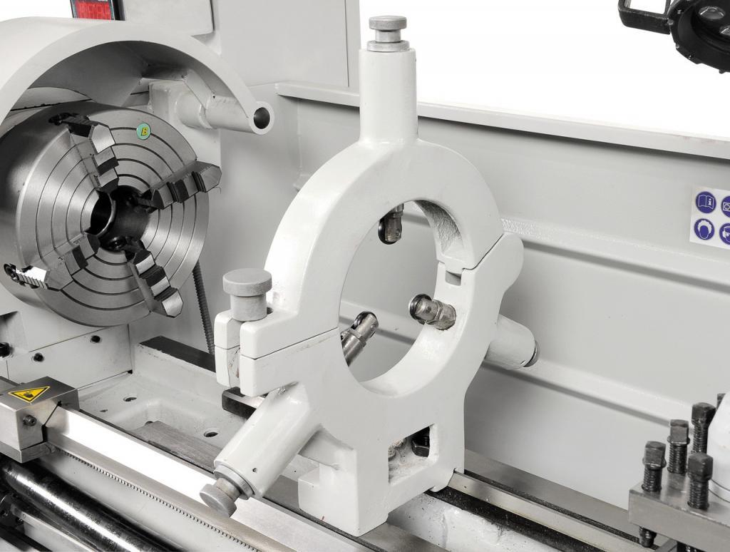 Особенности работы с люнетами для токарных станков: виды и их установка