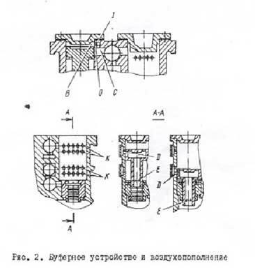 Ма4132 молот ковочный пневматический кузнечныйсхемы, описание, характеристики